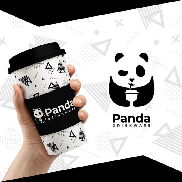 Panda Before Logo Design folio