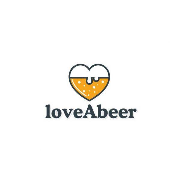 love a beer Logo