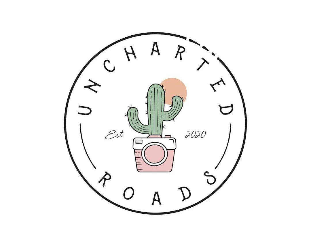 Cactus Camera Logo in white background