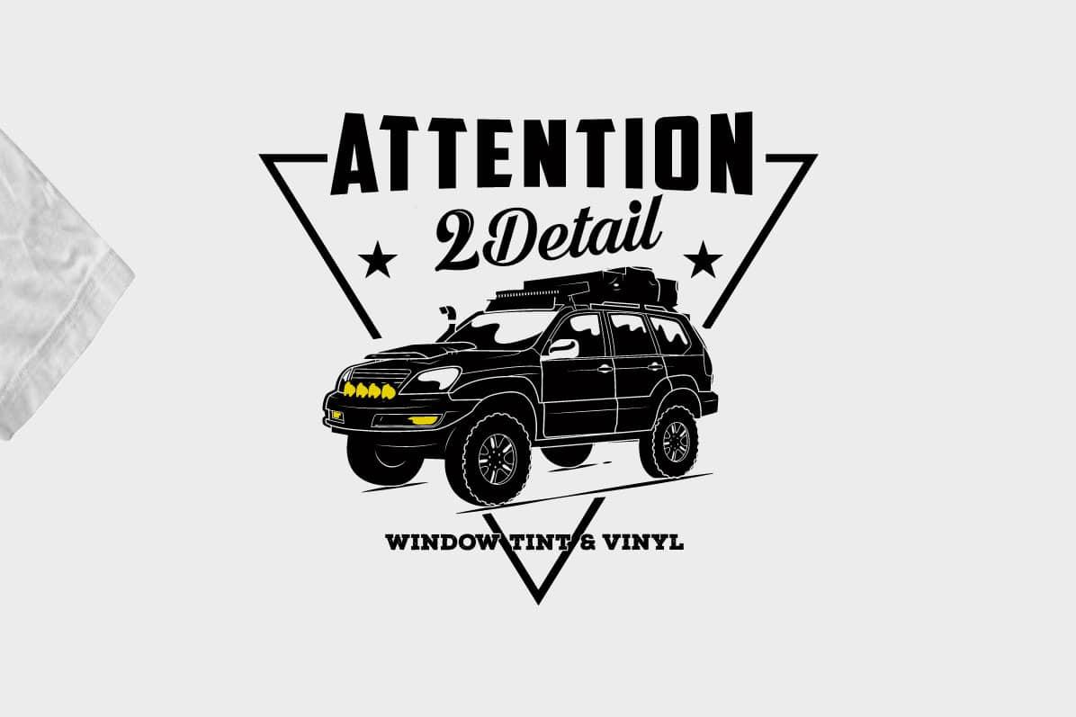 Truck Illustration Logo