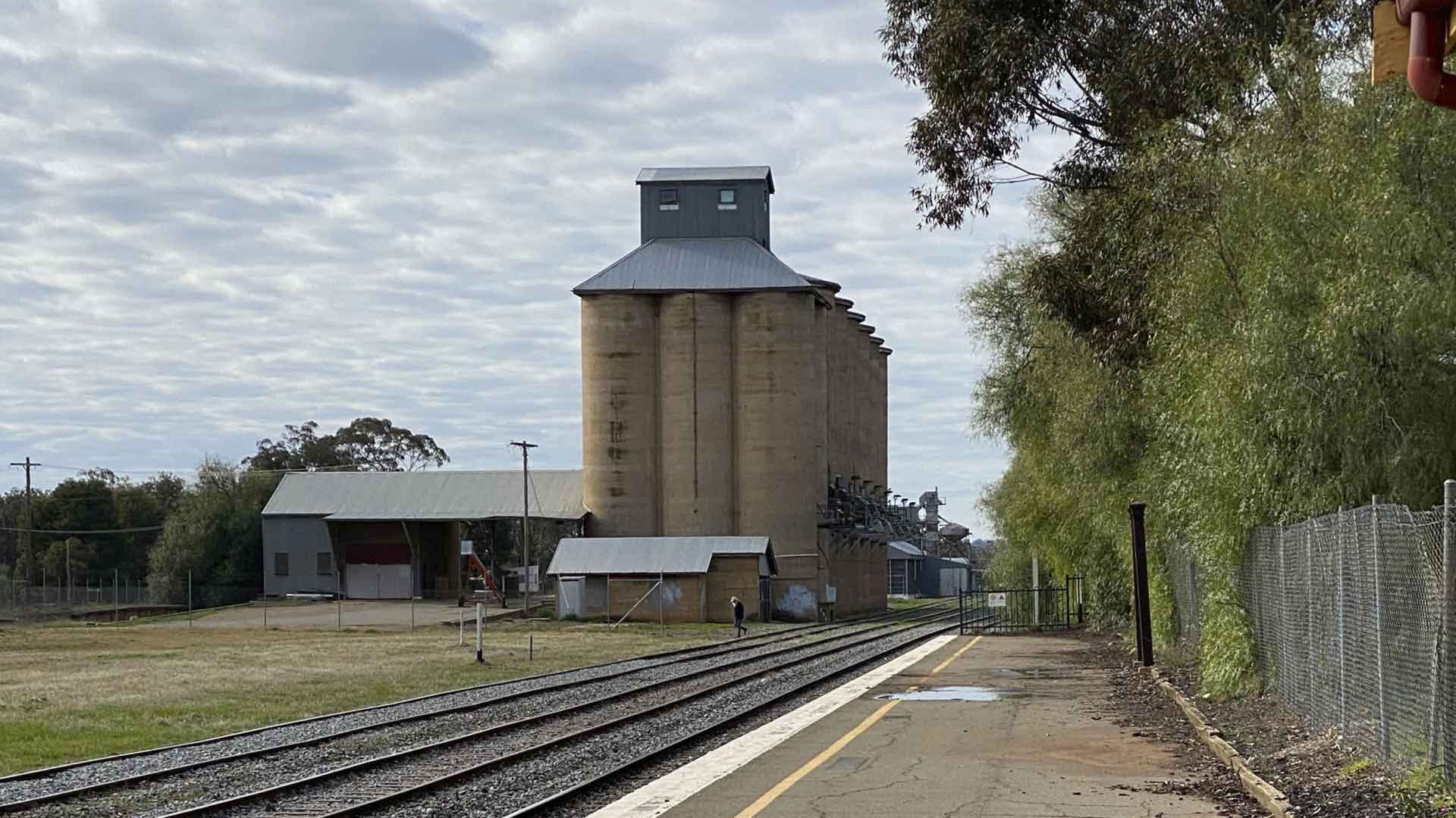 The Old Station Located in Australia