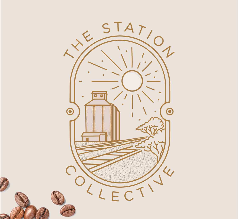 the station logo design from Alekxa
